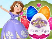 Szófia hercegnő húsvéti tojása