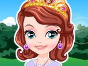 Sofia's Sparkly Tiara