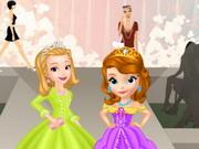 Sofia vs Amber Fashion Show