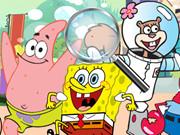 Spongebob Hidden Letters