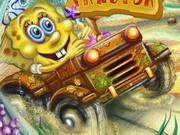 Spongyabob traktorja