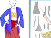 Studio Fashion Festival Outfit