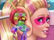 Super Barbie Ear Doctor