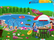 Swimming Pool Clean Up Play The Girl Game Online