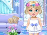 Take Care Of Baby Elsa