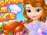 Thanksgiving At The Palace