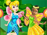 Tinkerbell Vs Iridessa Fairyes Battle