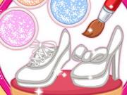 Trend Alert My Glittery Shoes