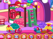 Twin Baby Decoration Game