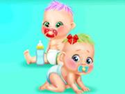 Twins Adventures Attic Surprise
