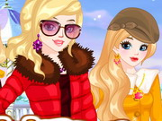 Winter Besties Dressup