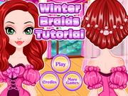 Winter Braids Tutorial
