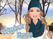 Winter Eyes Makeup Studio