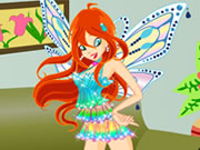 Winx girl fashion game
