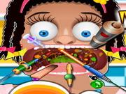 Zoe At Throat Doctor