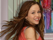 Hannah Montana Dress Up Play The Girl Game Online