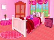 Pink Bed Room