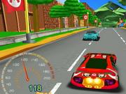 3D Mário racing
