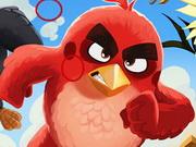 Keresd a különbségeket az Angry Birds madarakon