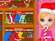 Kicsi Barbie karácsonya