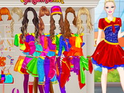 Barbie kollégiumba indul