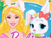 Barbie húsvéti nyula