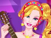 Barbie roksztár