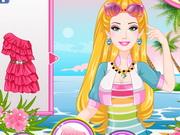 Nyári smink Barbieval