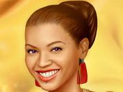 Beyonce szép friuzrája