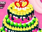 Süss tortát esküvőre