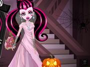 Draculaura Halloweeni esküvője