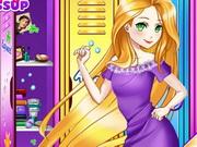 Manga hercegnő iskolába megy