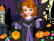Szófia hercegnő Halloween bulija