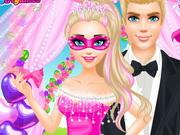 Szuperhős Barbie esküvője