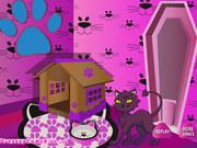 Monster High állat szoba